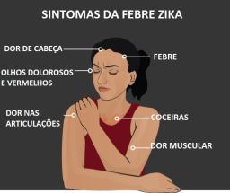 160420 - sintomas da febre Zika