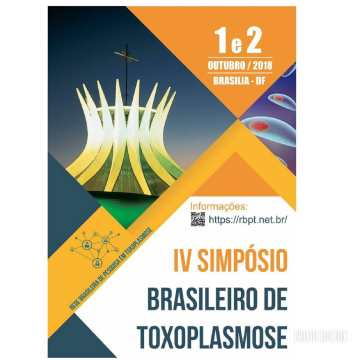 180910 - Simposio de Toxoplasmose